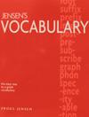Jensens Vocabulary